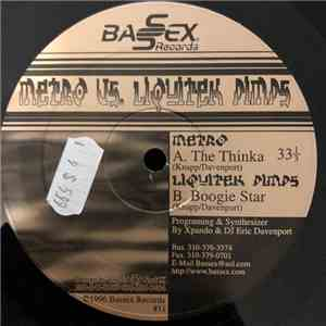 Metro vs. Liquitek Pimps - The Thinka / Boogie Star download free