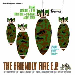 Various - The Friendly Fire E.P. download free